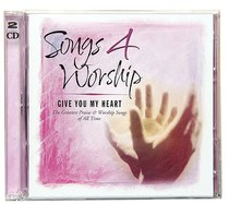 Album Image for I Give You My Heart (#04 in Songs 4 Worship Series) - DISC 1