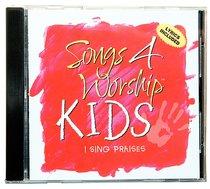 Album Image for I Sing Praises (#02 in Songs 4 Worship Kids Series) - DISC 1