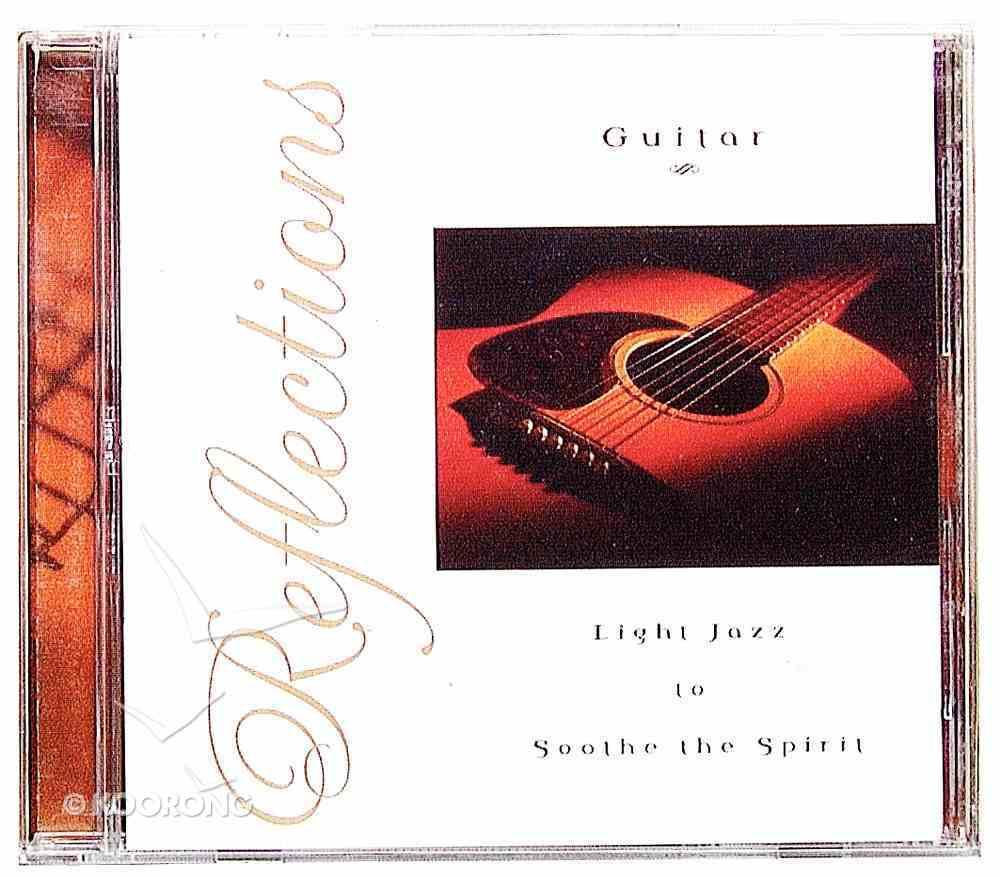 Reflections Guitar (Jay Leach) CD