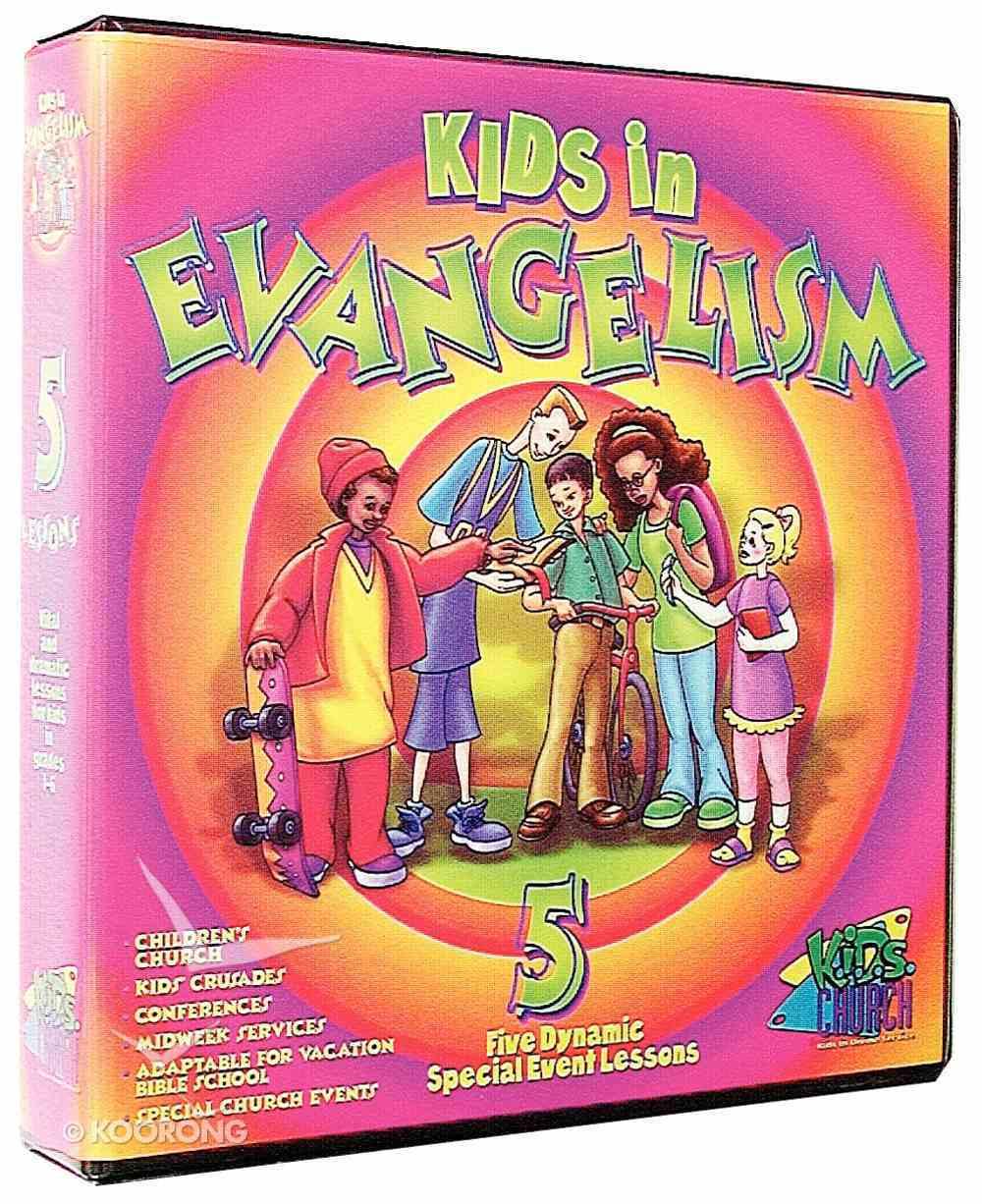 Kids in Evangelism (Ntsc Only) Pack