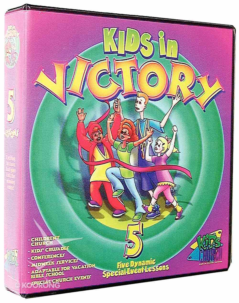 Kids in Victory (Ntsc Only) Pack