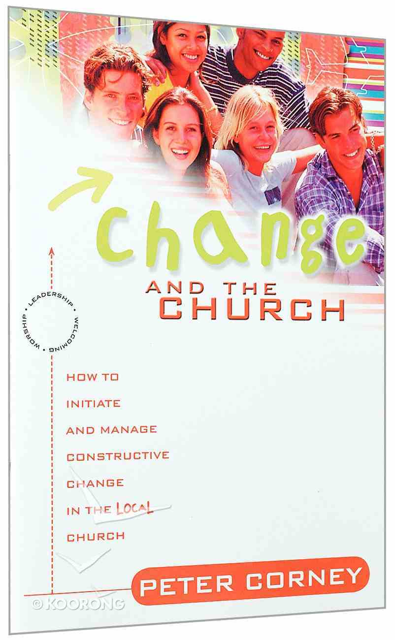 Change and the Church Paperback