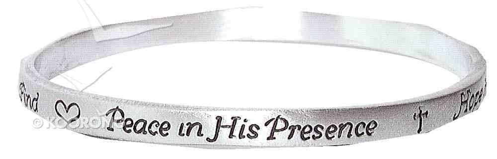 Bracelet: Seek the Lord Jewellery
