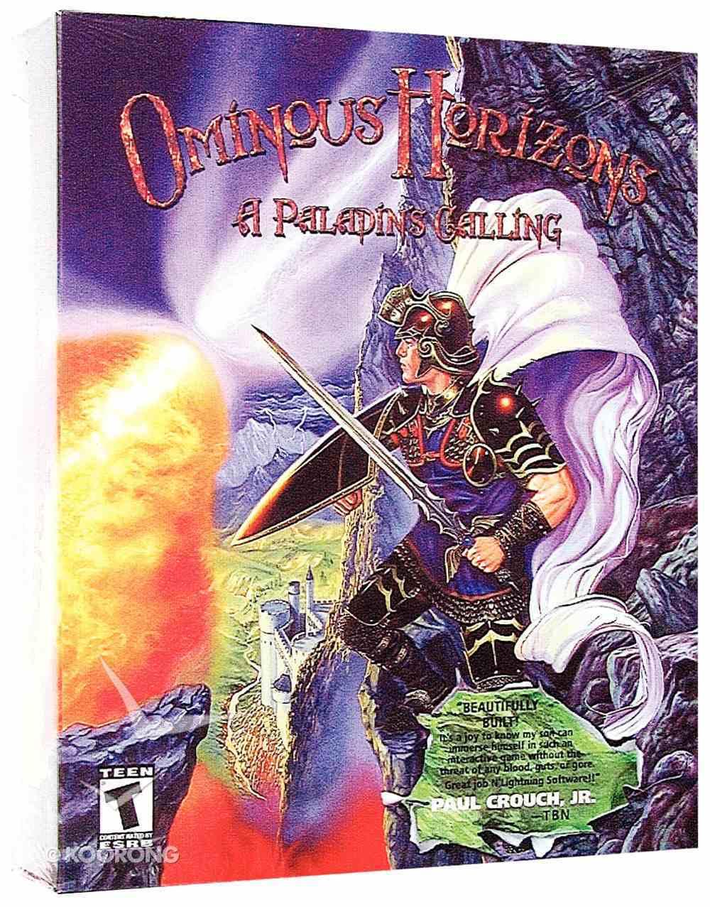 Ominous Horizons: Paladians Calling CDROM CD-rom