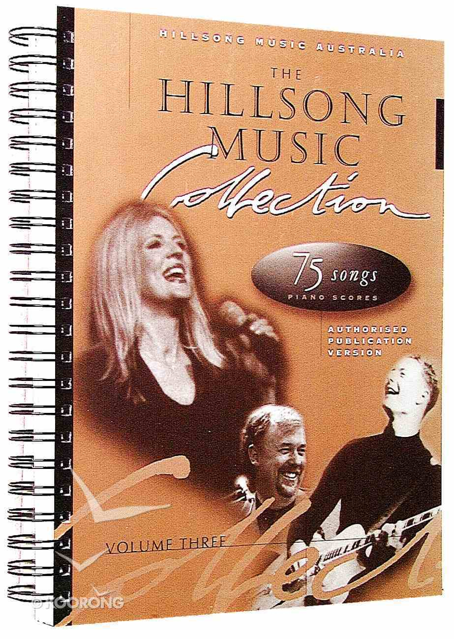 Hillsong Collection 3 Music Book Spiral