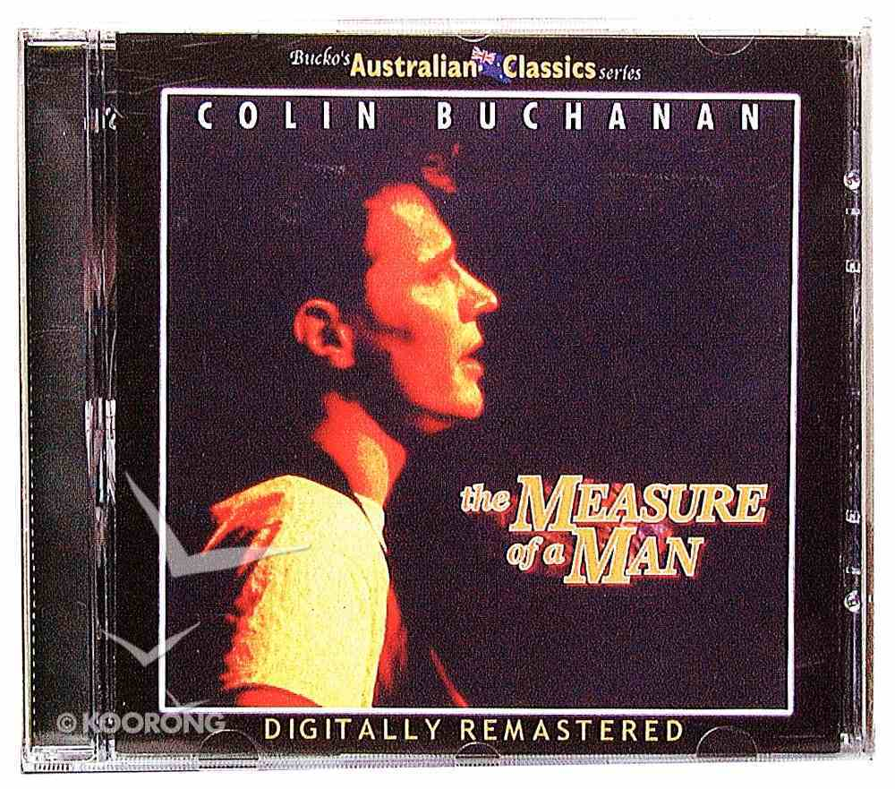 The Measure of a Man CD