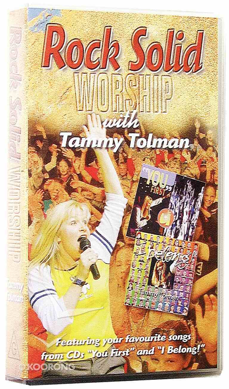 Rock Solid Worship Songbook Spiral