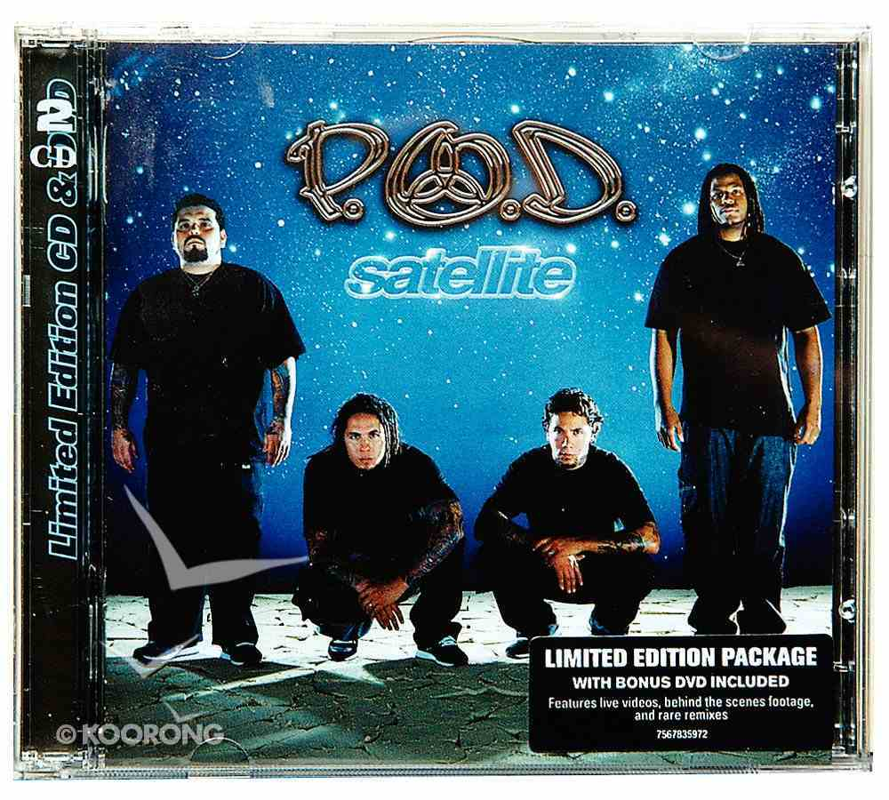 Satellite Limited Edition (With Bonus Dvd) CD