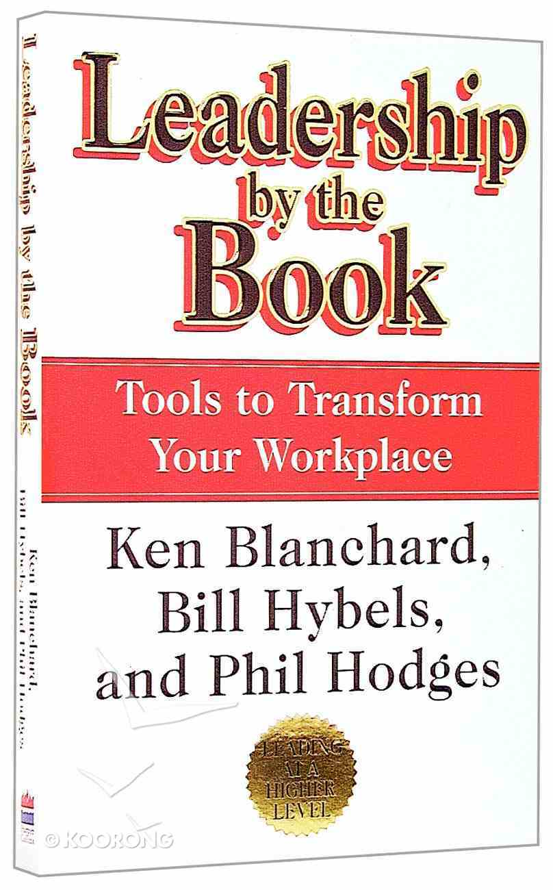 Leadership By the Book Paperback