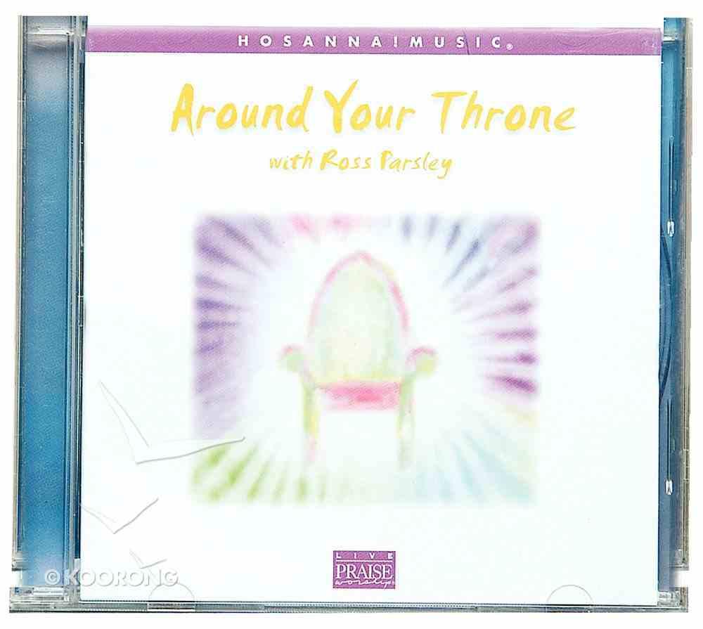 Around Your Throne CD