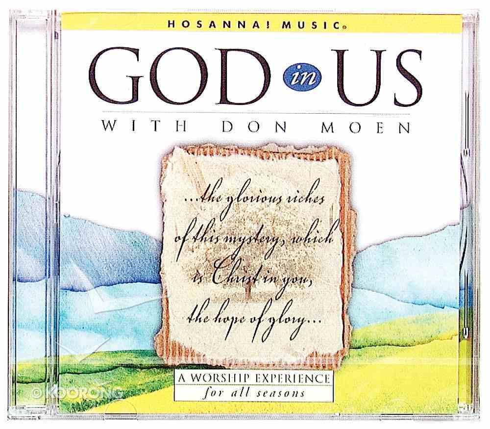 God in Us CD