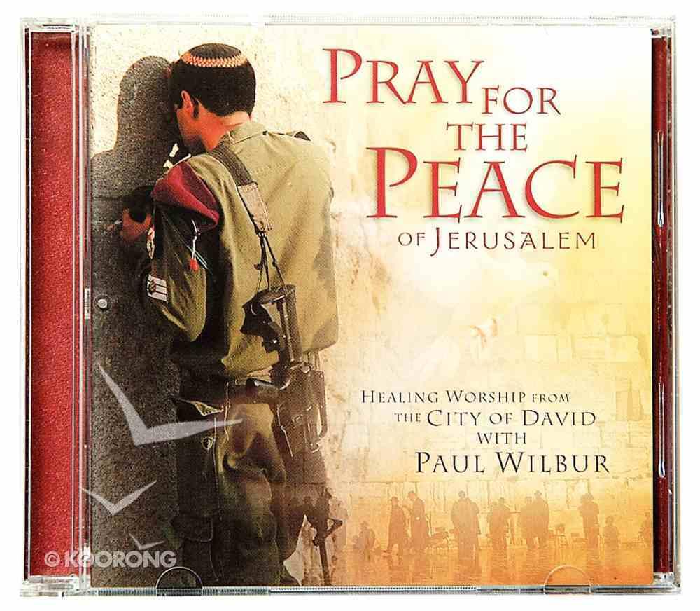 Pray For the Peace of Jerusalem CD