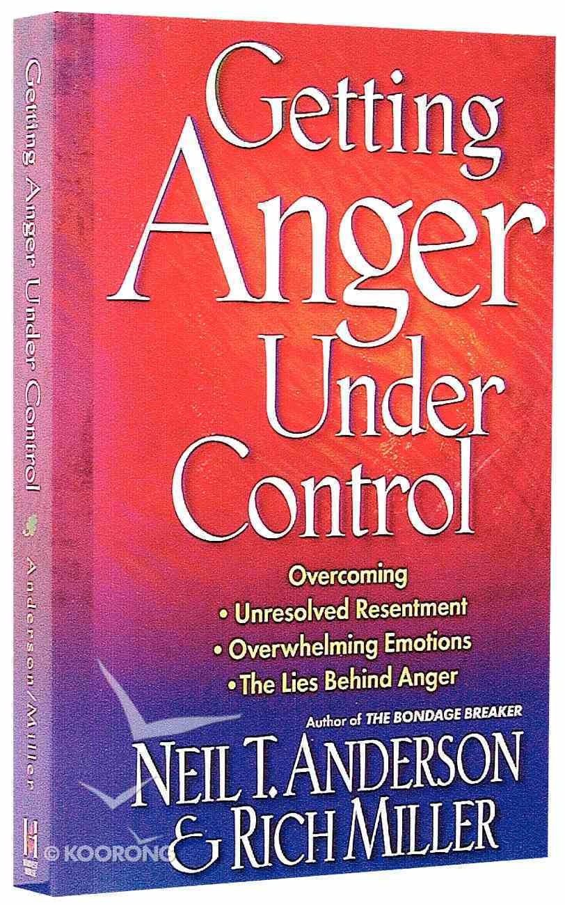 Managing Your Anger Paperback
