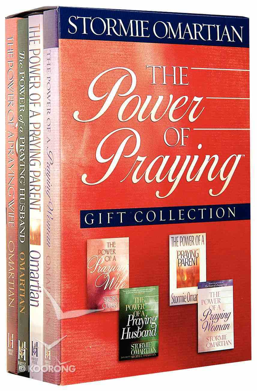 Power of Prayer (4 In 1 Slip Case) Pack