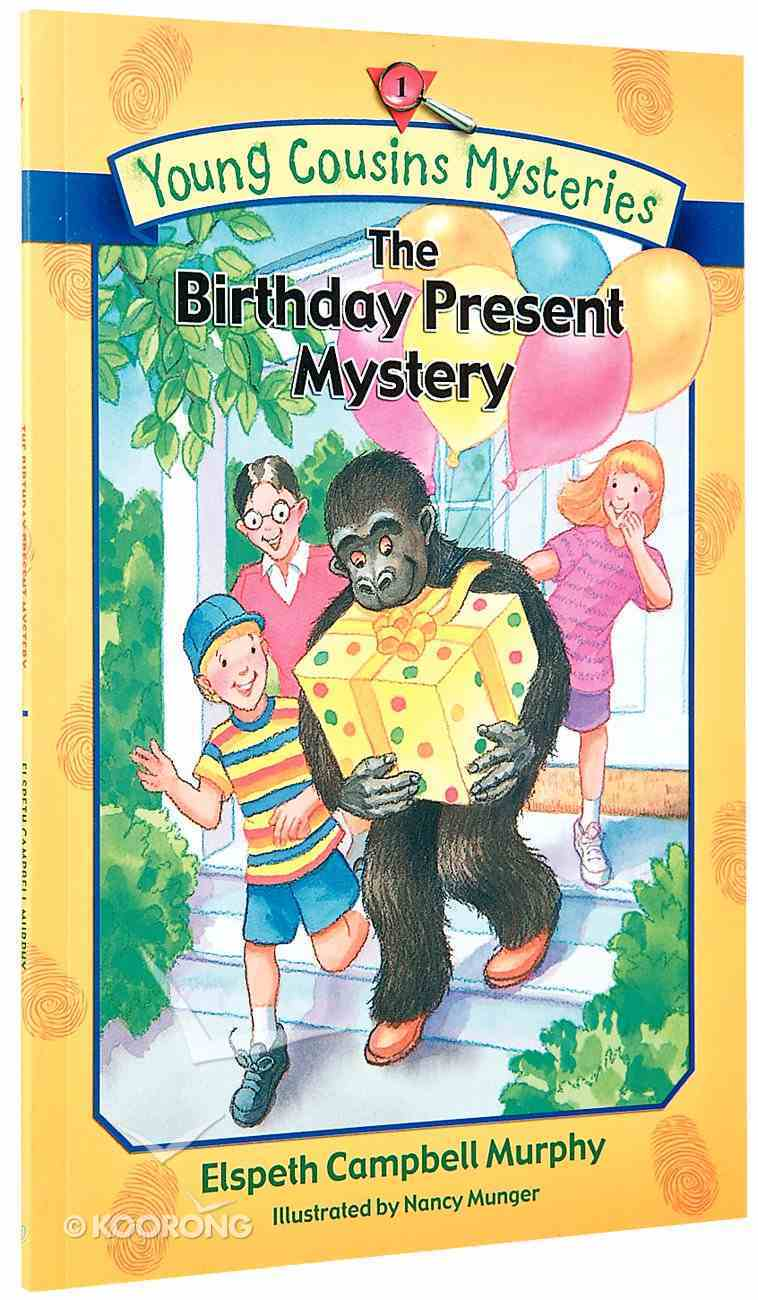 The Birthday Present Mystery (#01 in Young Cousins Series) Paperback