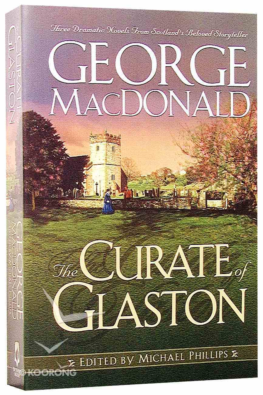 The Curate of Glaston (Curates Awakening, Lady's Confession, Barons Apprenticeship) Paperback
