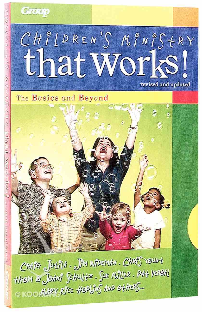 Children's Ministry That Works! Paperback