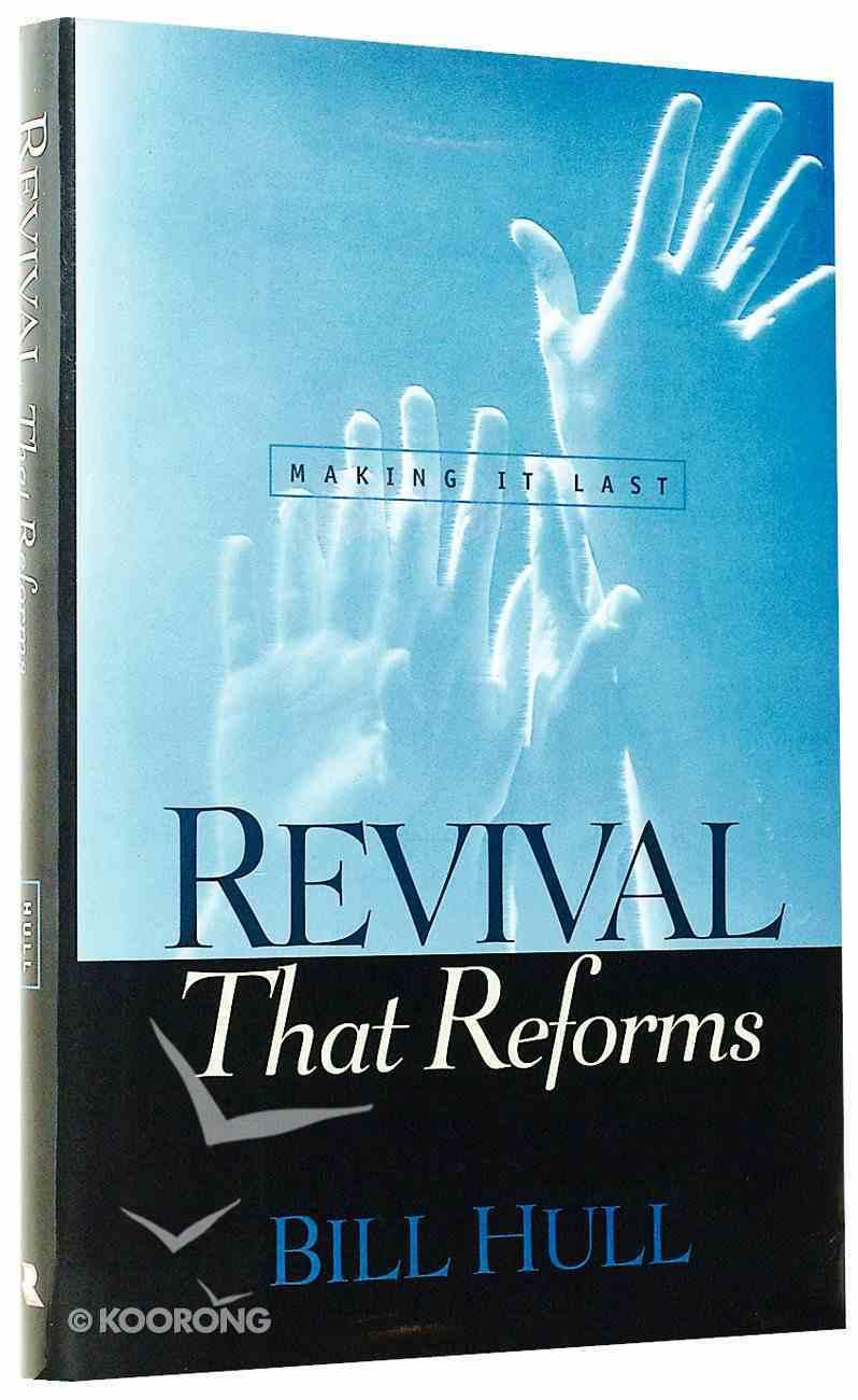 Revival That Reforms Hardback