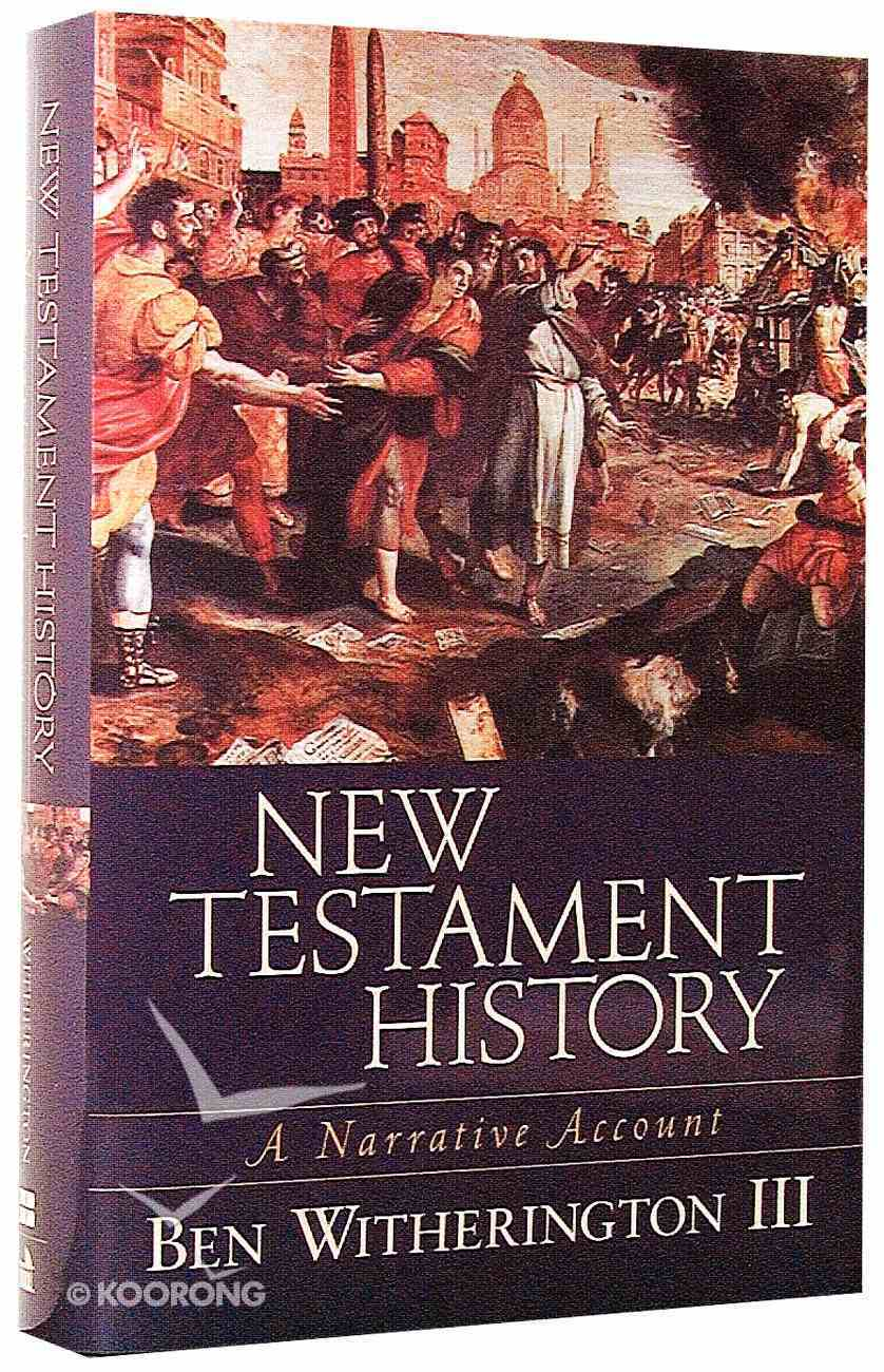 New Testament History Hardback