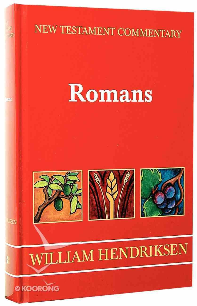 Romans (New Testament Commentary Series) Hardback