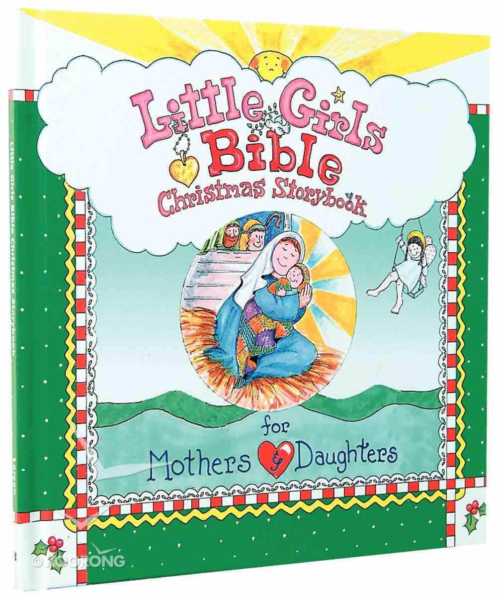 Christmas Storybook (Little Girls Series) Hardback