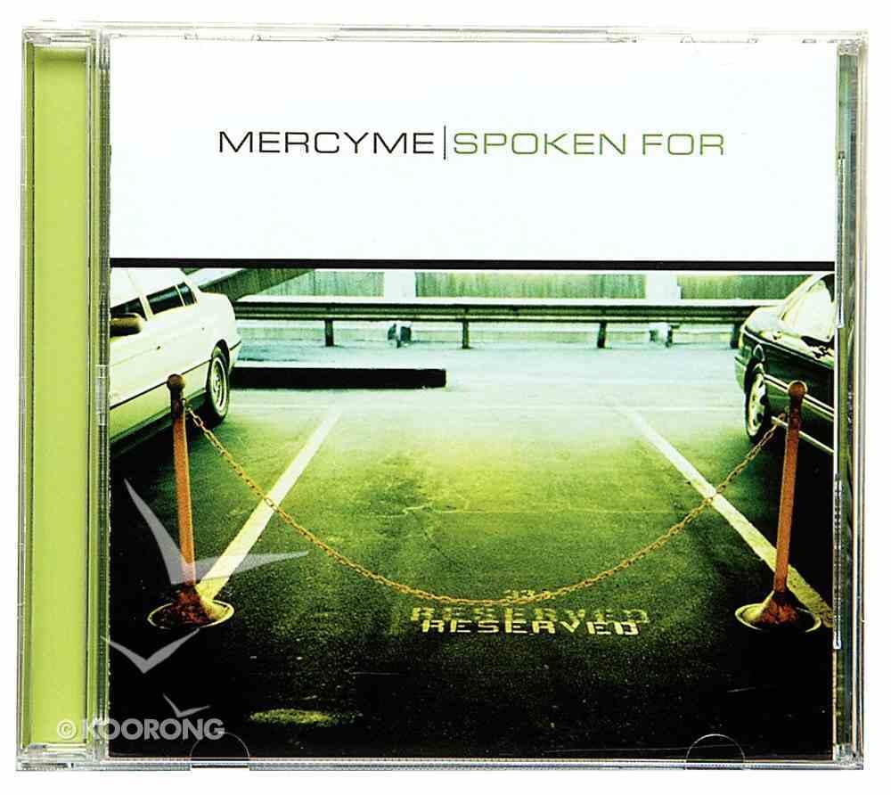 Spoken For CD