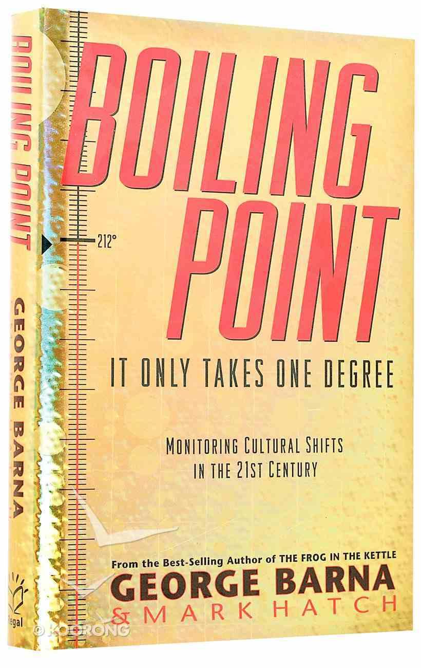 Boiling Point Hardback