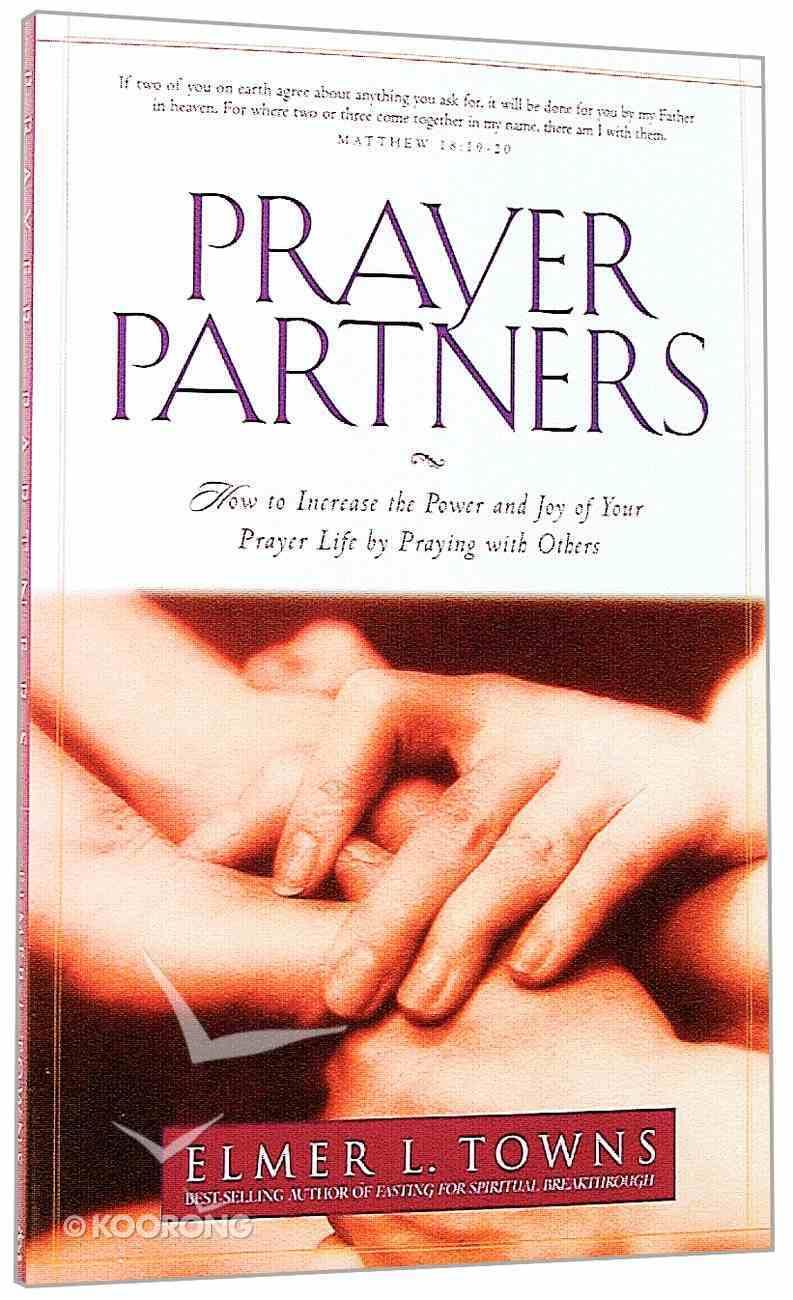 Prayer Partners (Life Points Series) Paperback