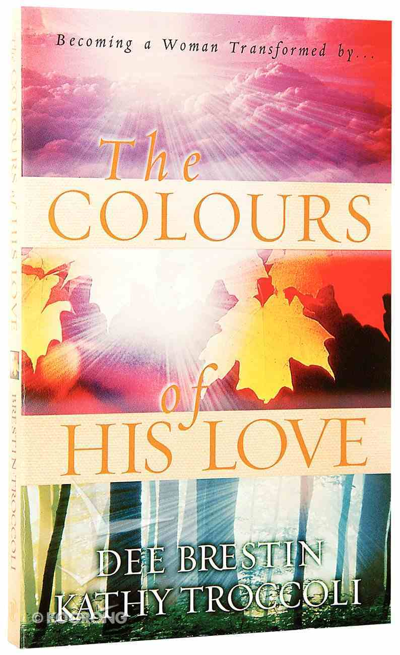 The Colours of His Love Paperback