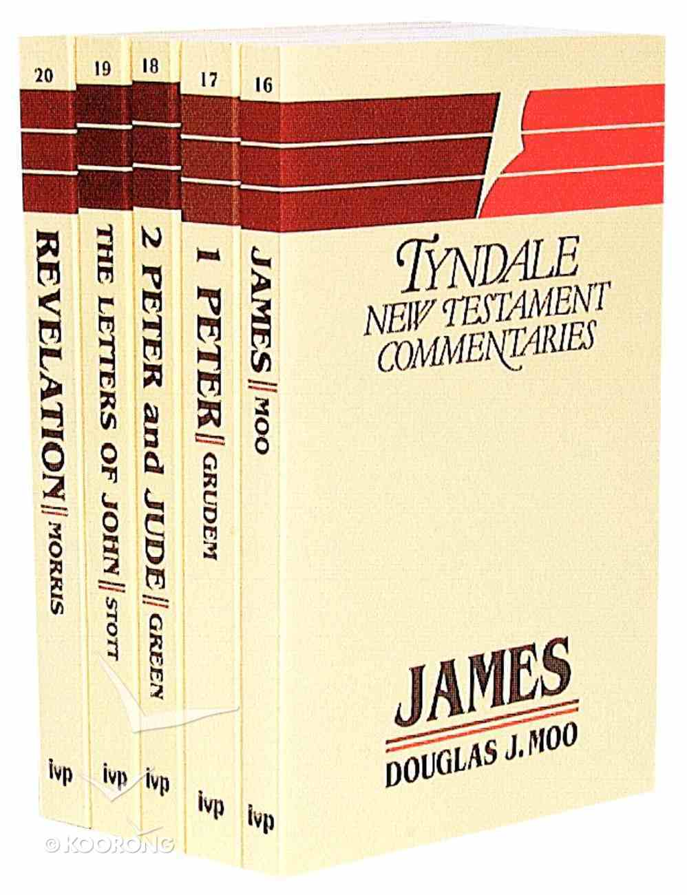Tyndale New Testament Commentary (20 Volume Set) (Tyndale New Testament Commentary (2020 Edition) Series) Paperback
