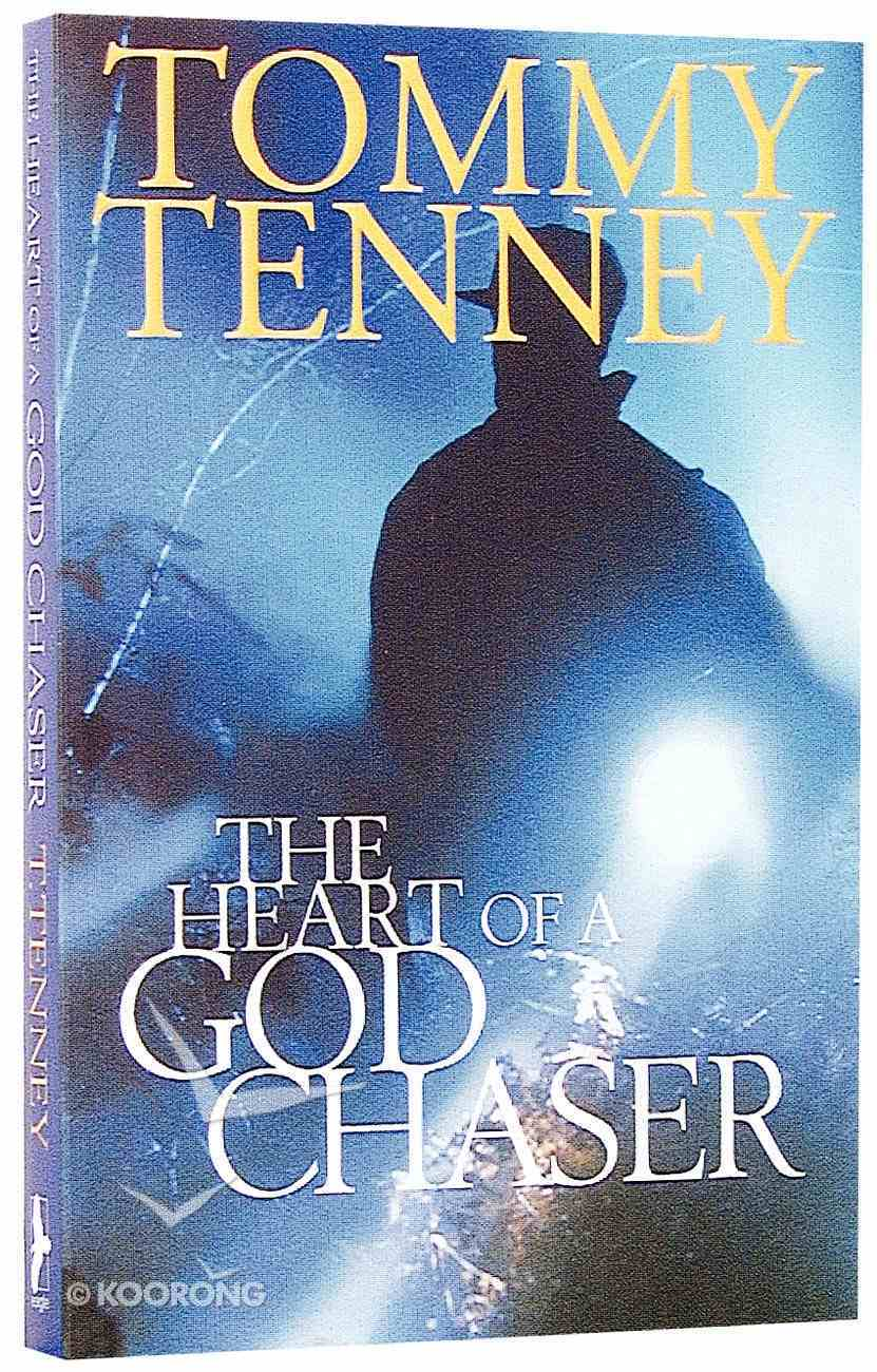 The Heart of a God Chaser Paperback