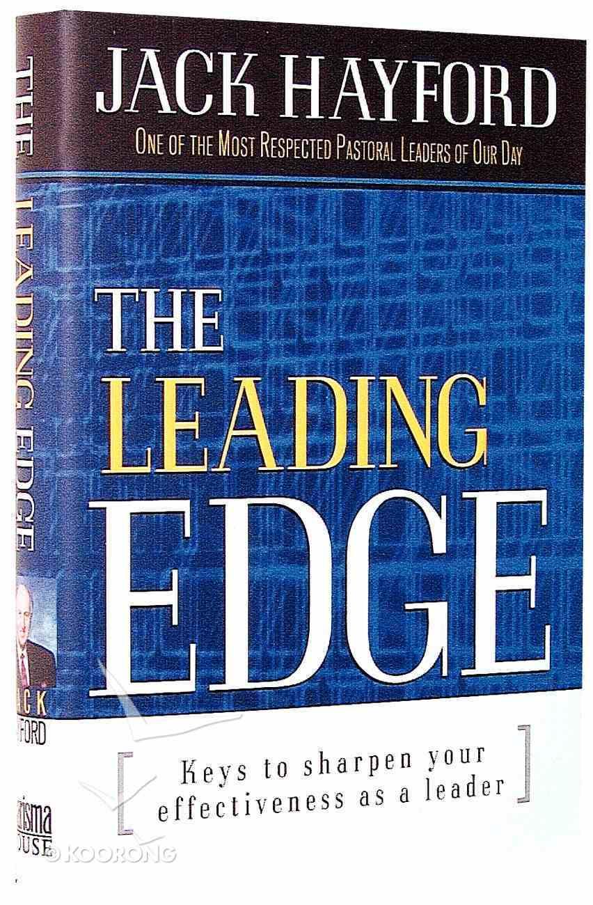 The Leading Edge Hardback