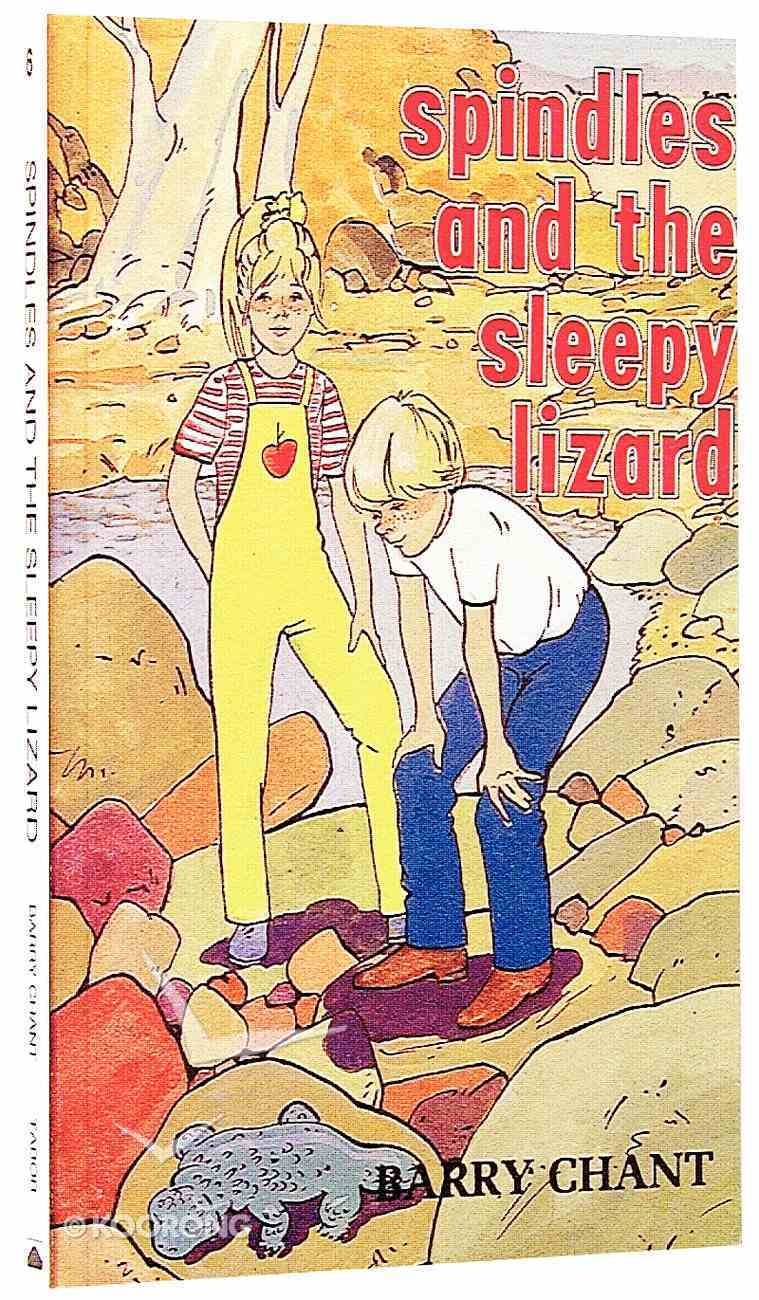 Spindles and the Sleepy Lizard Paperback