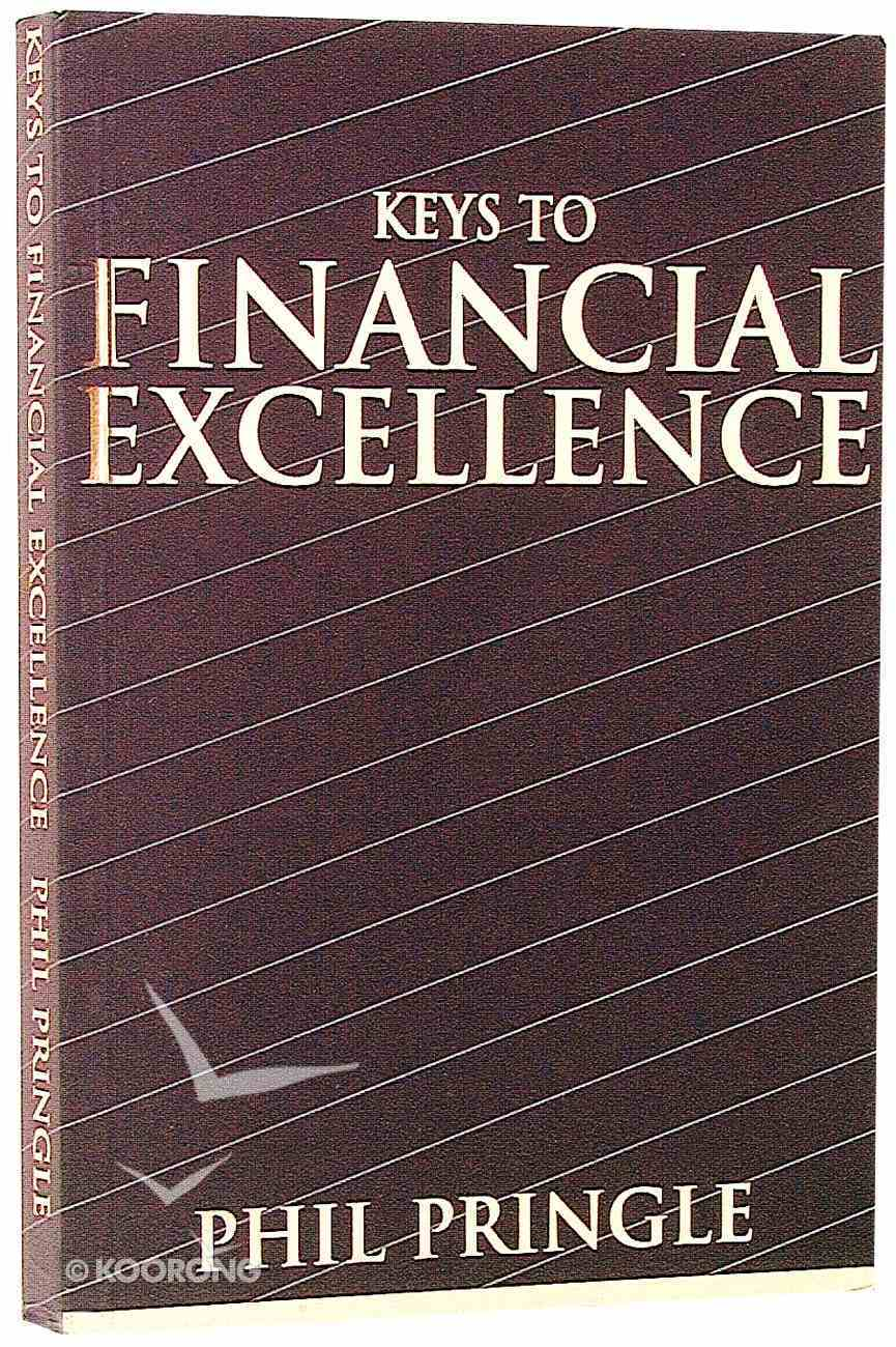 Keys to Financial Excellence Paperback