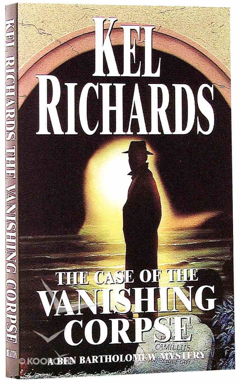 The Case of the Vanishing Corpse Paperback