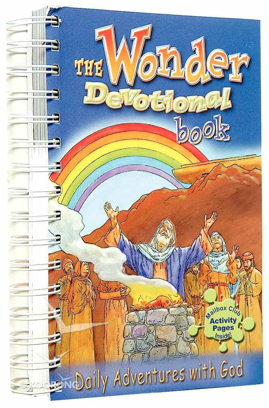 The Wonder Devotional Book 1 Paperback