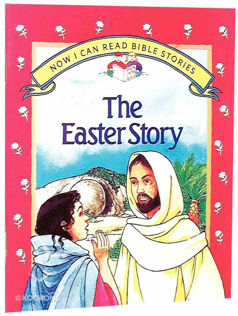 Easter Story (Now I Can Read Stories Series) Paperback