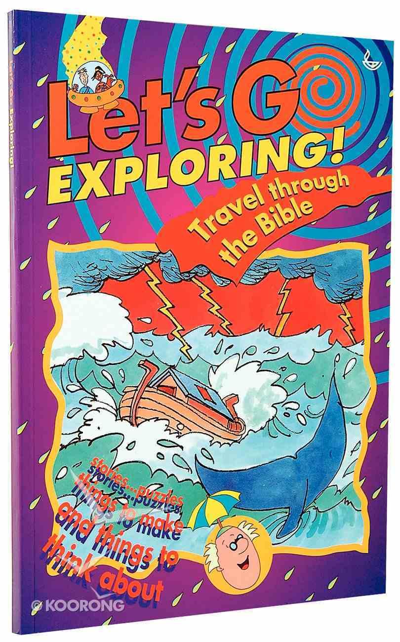 Let's Go Exploring Paperback