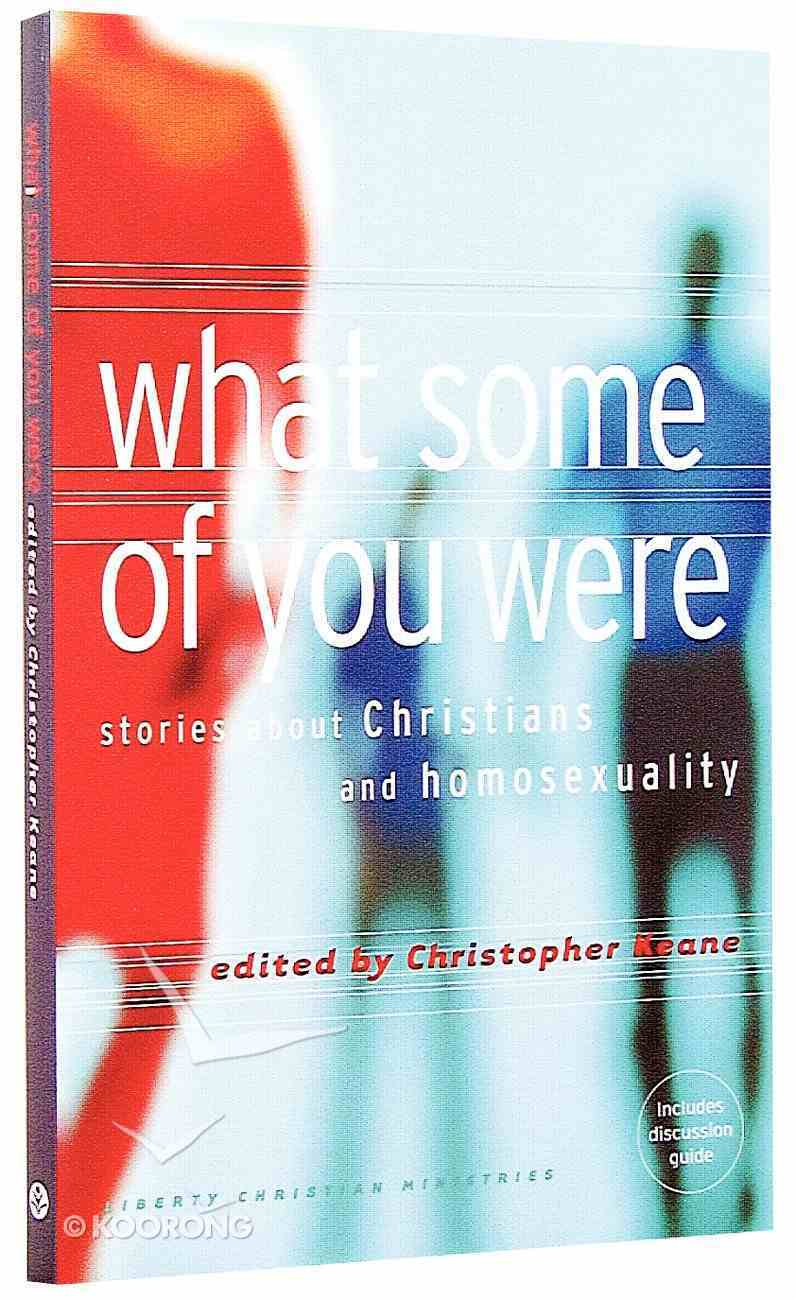 What Some of You Were Paperback