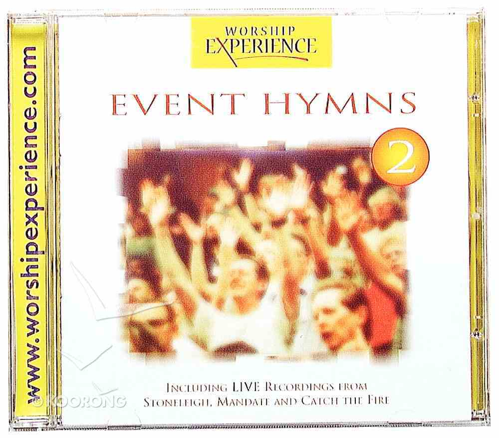 Event Hymns 2 (Worship Experience Series) CD