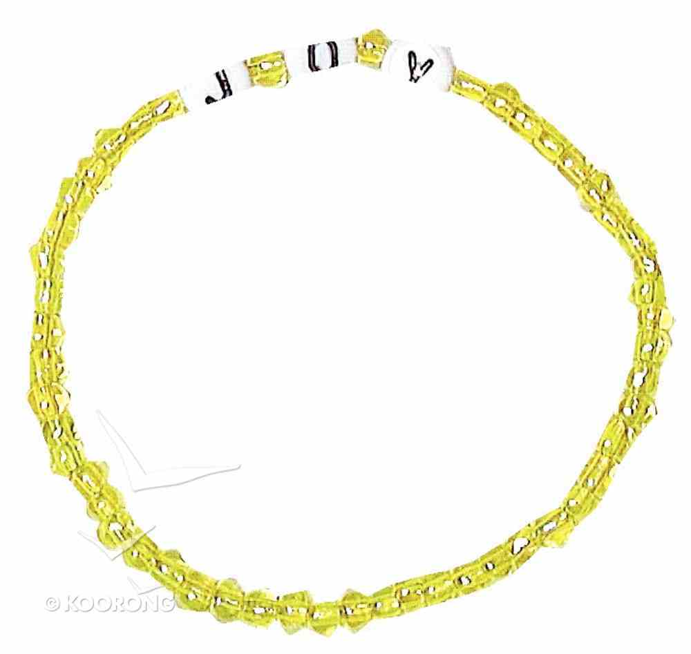 Fruit of Spirit Bracelet: Joy Jewellery