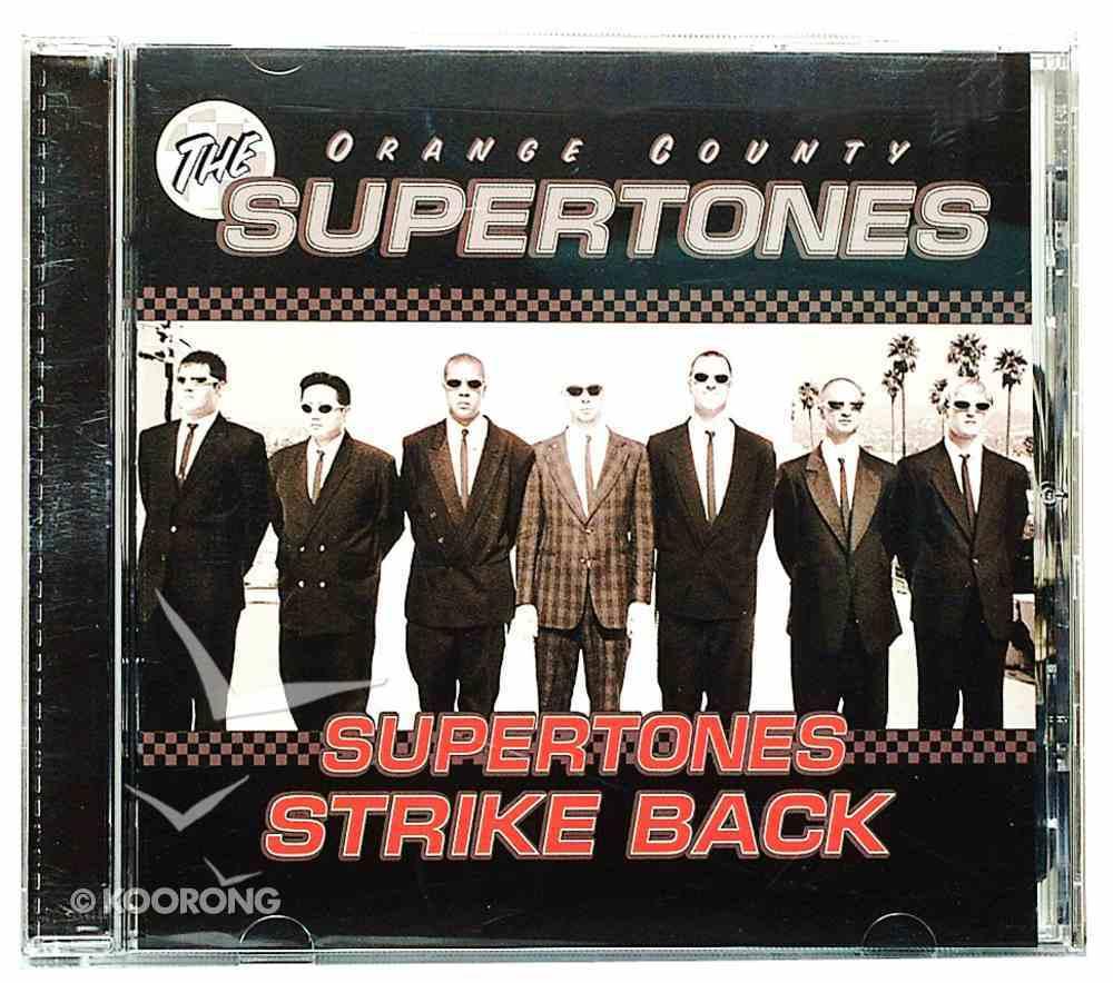 Supertones Strike Back the CD