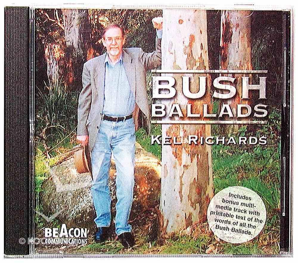 Bush Ballads CD