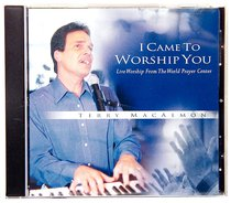Album Image for I Came to Worship You - DISC 1