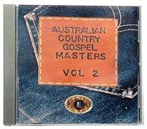 Album Image for Australian Country Gospel Masters Volume 2 - DISC 1