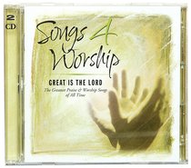 Album Image for Great is the Lord (#05 in Songs 4 Worship Series) - DISC 1