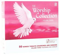 Album Image for Blessing and Honour (3 CD Pack) (#03 in Worship Collection) - DISC 1