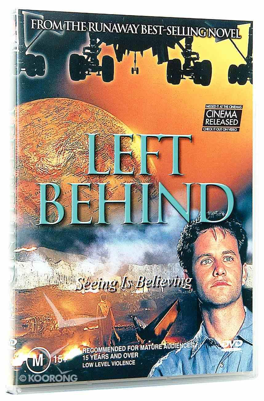Left Behind #01 DVD