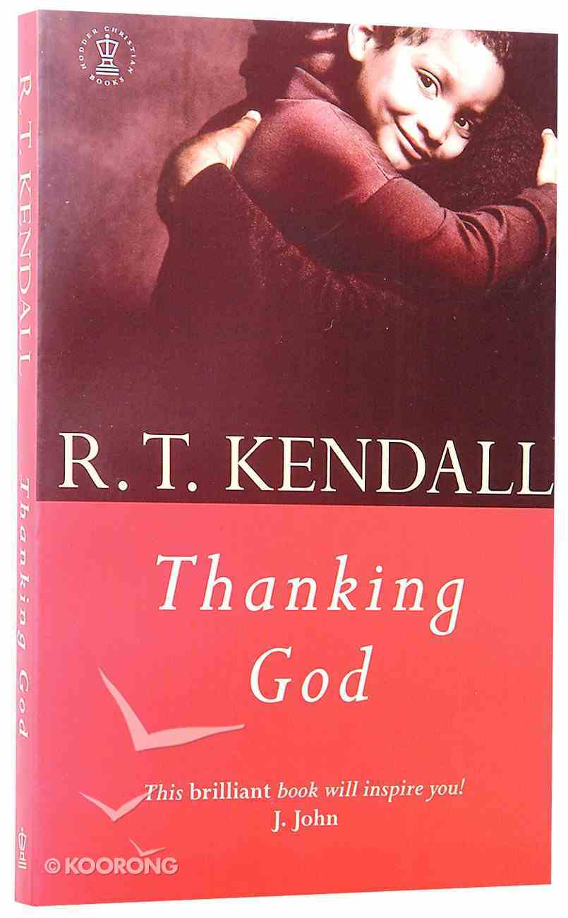 Thanking God Paperback