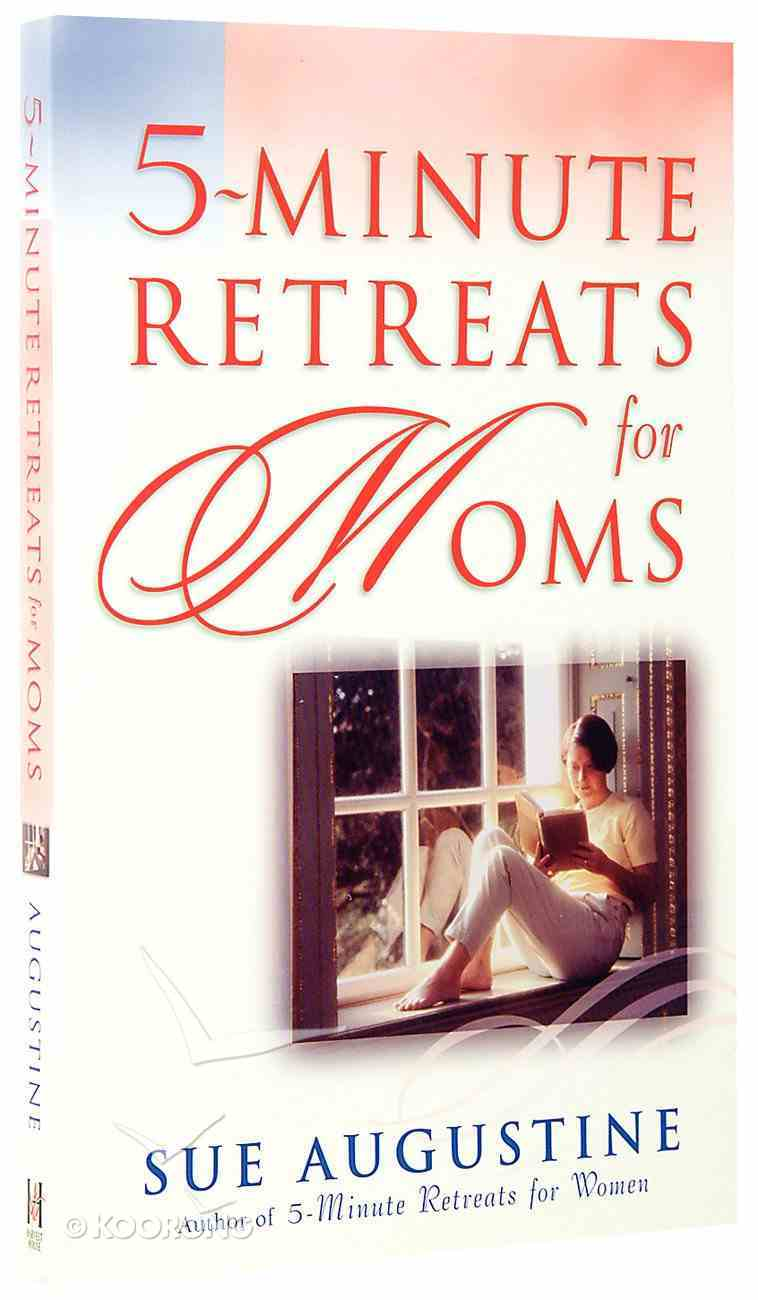 5-Minute Retreats For Moms Paperback